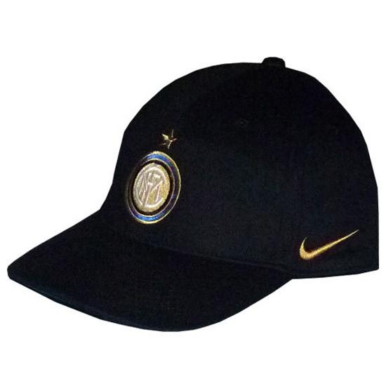 Inter soccer cap 2011/12 - black