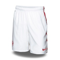 Arsenal home shorts youth