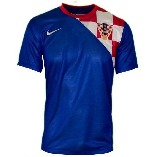 Croatia away jersey 2012