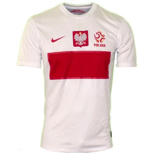 Poland home jersey 2012