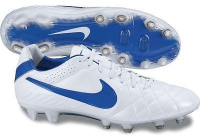 Tiempo Legend IV FG soccer boots - white