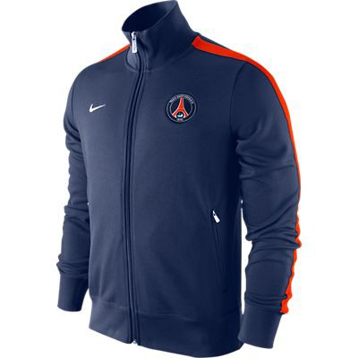 Paris Saint-Germain track top 2013/14 - PSG