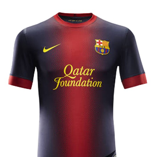 FC Barcelona home jersey 2012/13 - youth
