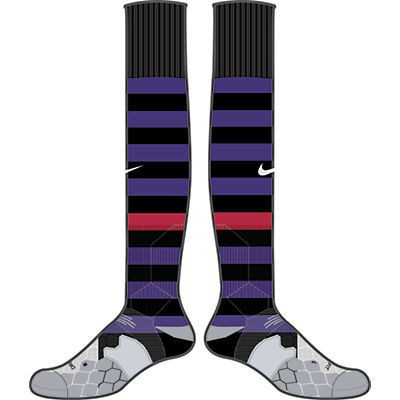 Arsenal away socks youth 12/13