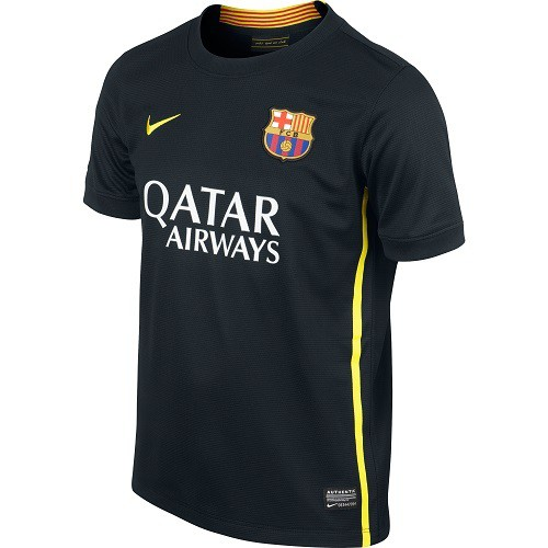 FC Barcelona 3rd jersey 2013/14 youth
