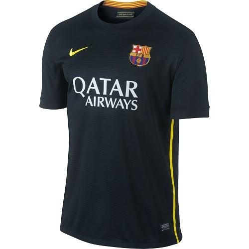 FC Barcelona 3rd jersey 2013/14