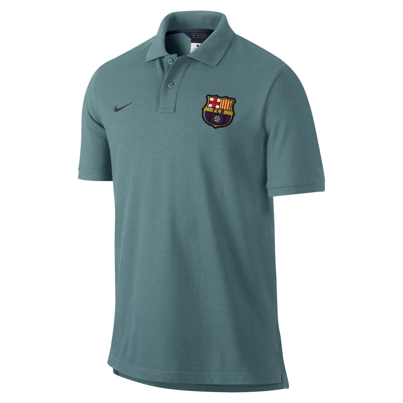 FC Barcelona goal squad polo 2013/14