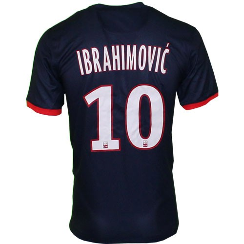 Paris SG home jersey 2013/14 - Ibra 10
