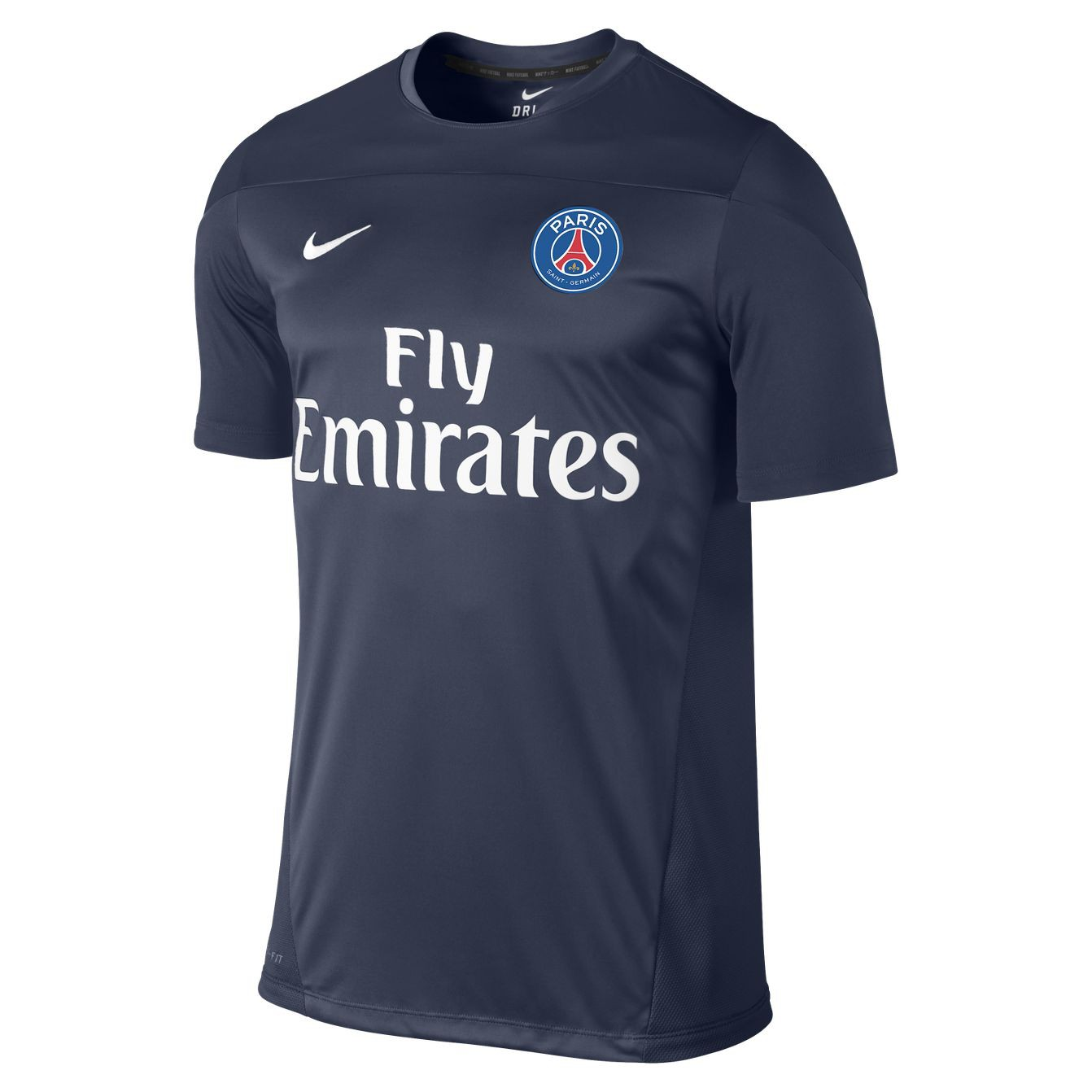 Paris saint-germain squad training top 2013/14