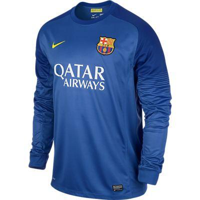 FC Barcelona goalie jersey 2013/14