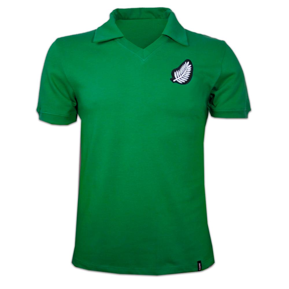 New Zealand VM 1982 retro trøje