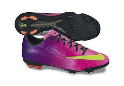 Mercurial vapor firm ground ronaldo soccer boots 2013/14