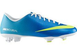 Mercurial Victory firm ground Ibra soccer boots 2013/14