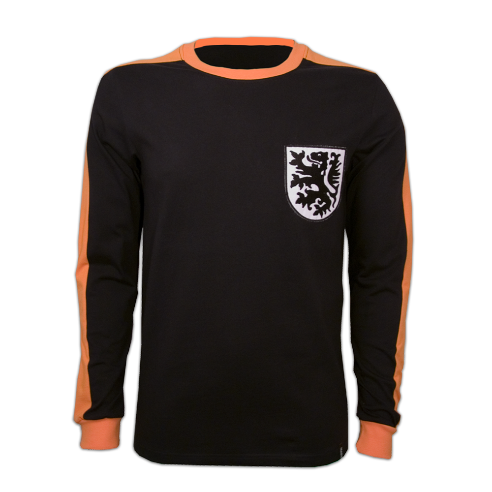 Copa Holland Goalie 1970's Long Sleeve Retro Shirt