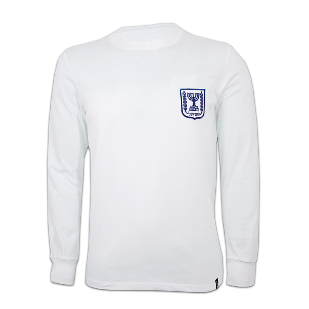 Copa Israel 1970's Long Sleeve Retro Shirt