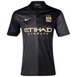 Manchester FC short sleeve jersey 2013/14