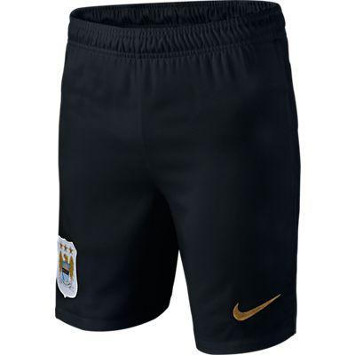 Manchester FC goal-keeper replica short 2013/14