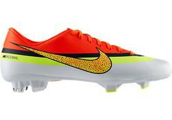 CR7 Mercurial victory firm ground boots 2013/14