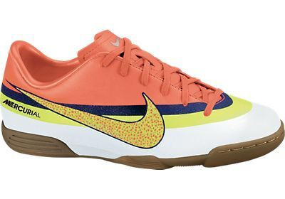 CR7 mercurial vortex indoor court soccer shoes 2013/14