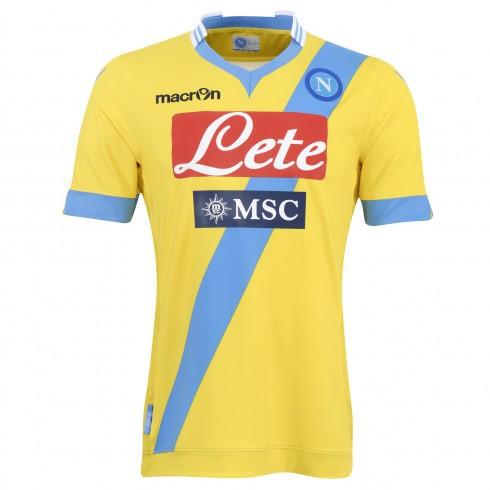 Macron Napoli 3rd jersey 2013/14