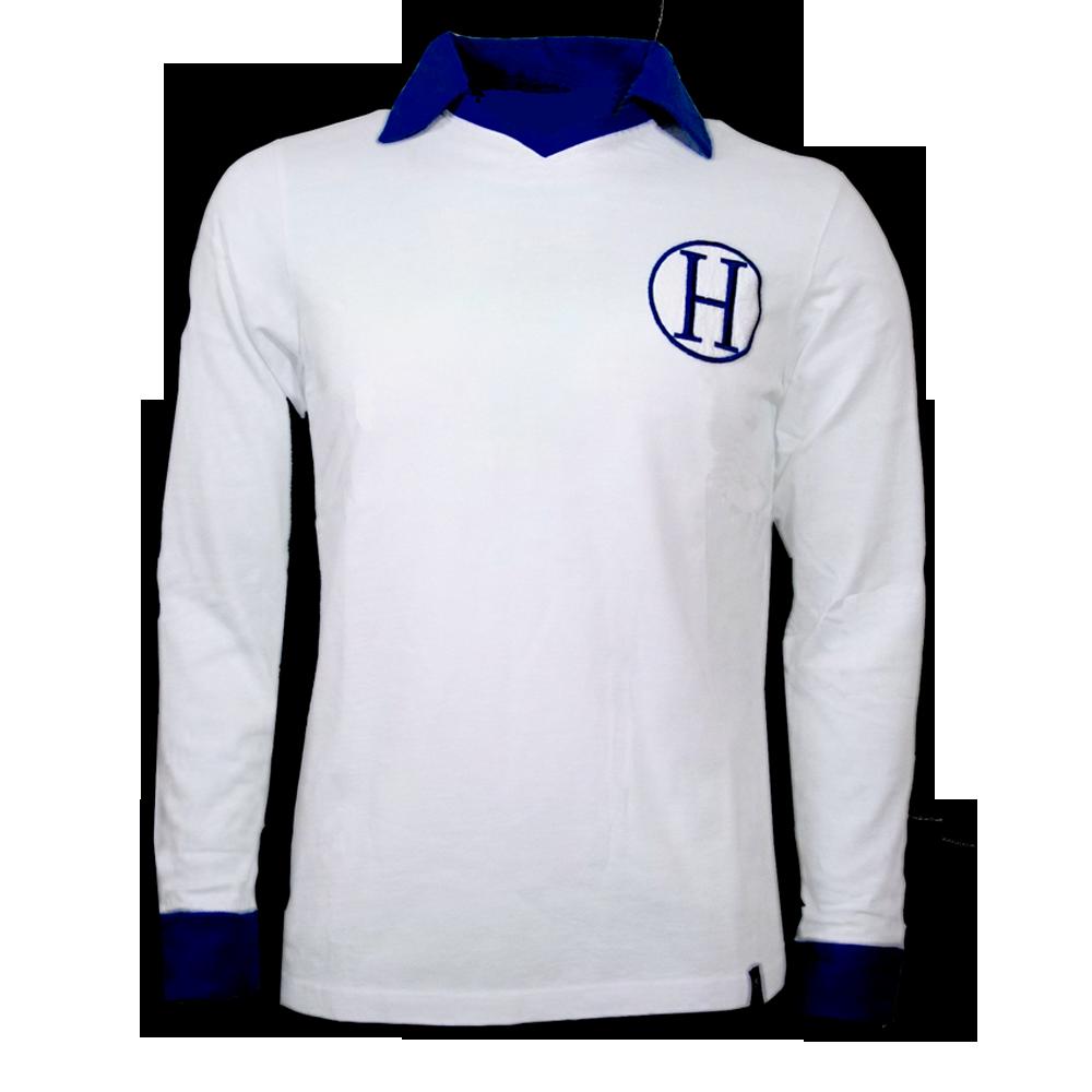 Copa Honduras 1981 Long Sleeve Retro Shirt