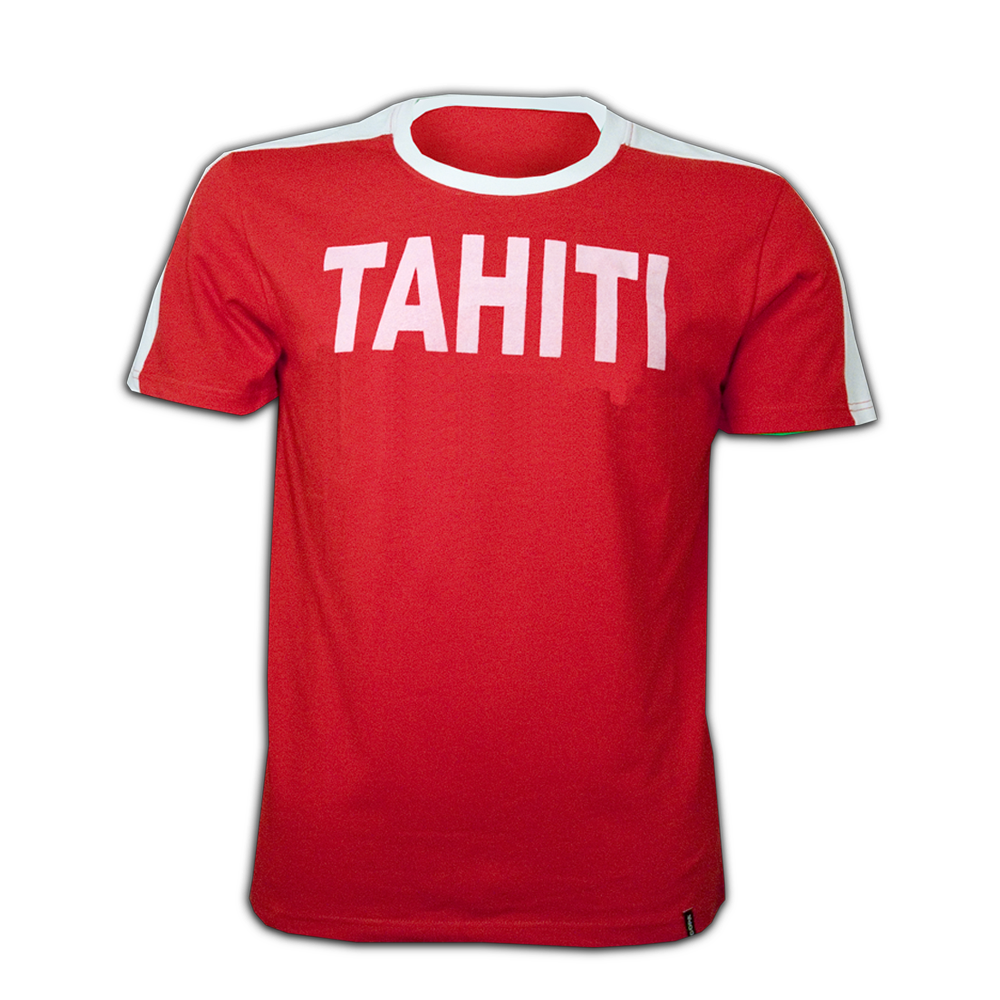 Copa Tahiti 1980's Short Sleeve Retro Shirt
