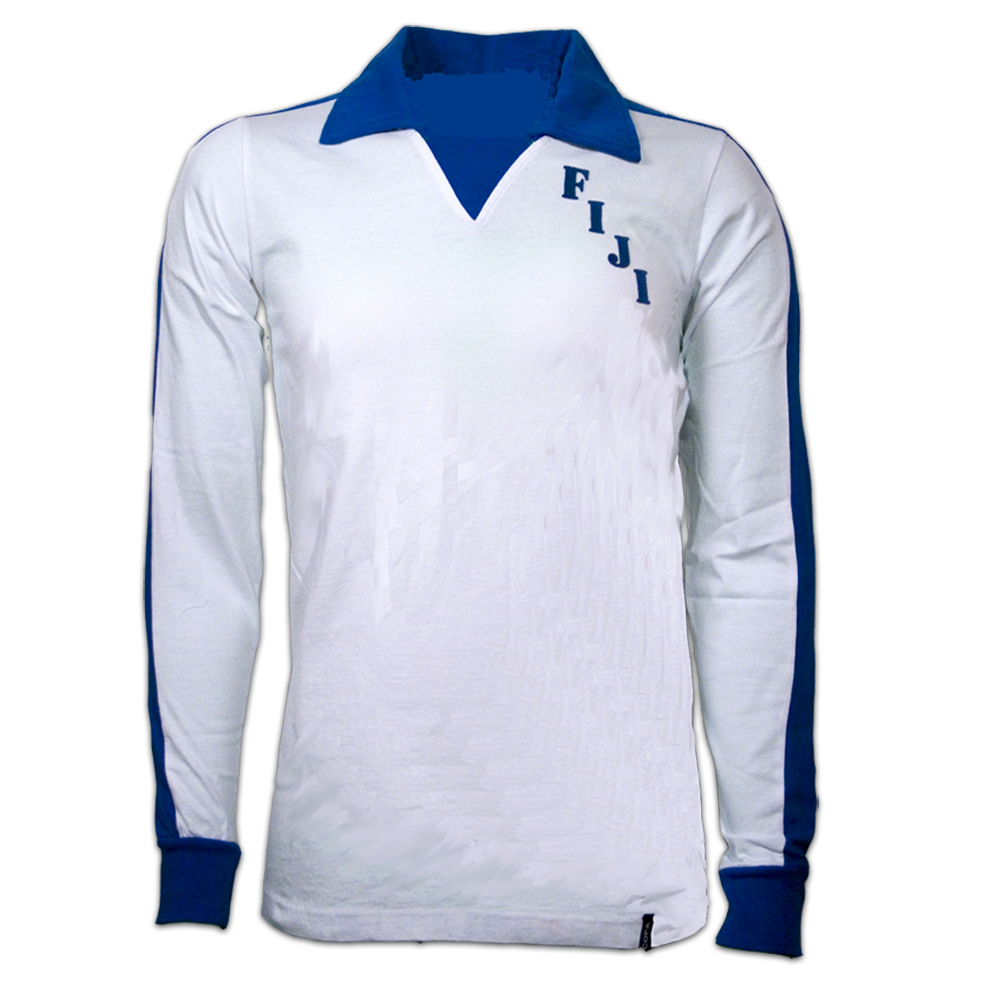 Copa Fiji 1980's Long Sleeve Retro Shirt
