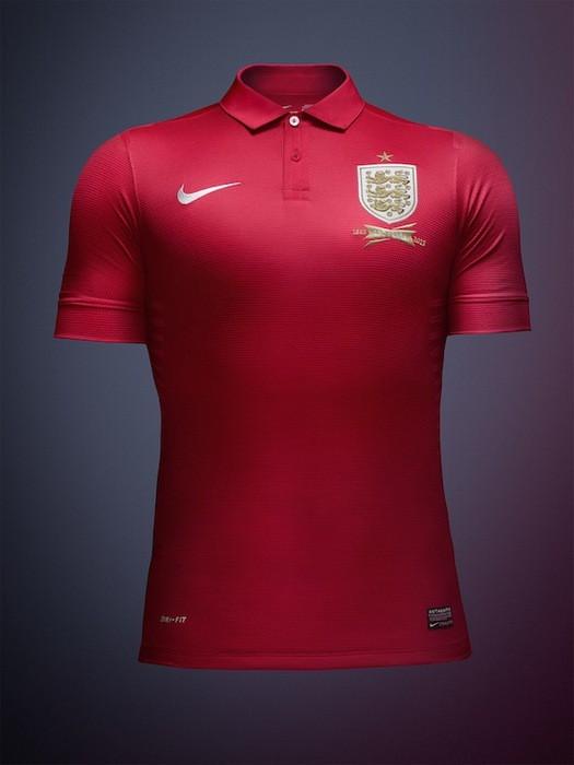 England away jersey 2013/14