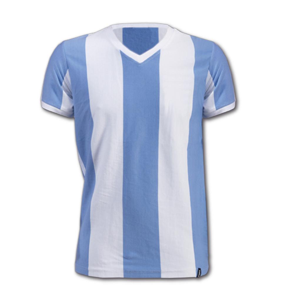 Copa Argentina 1960's Short Sleeve Retro Shirt