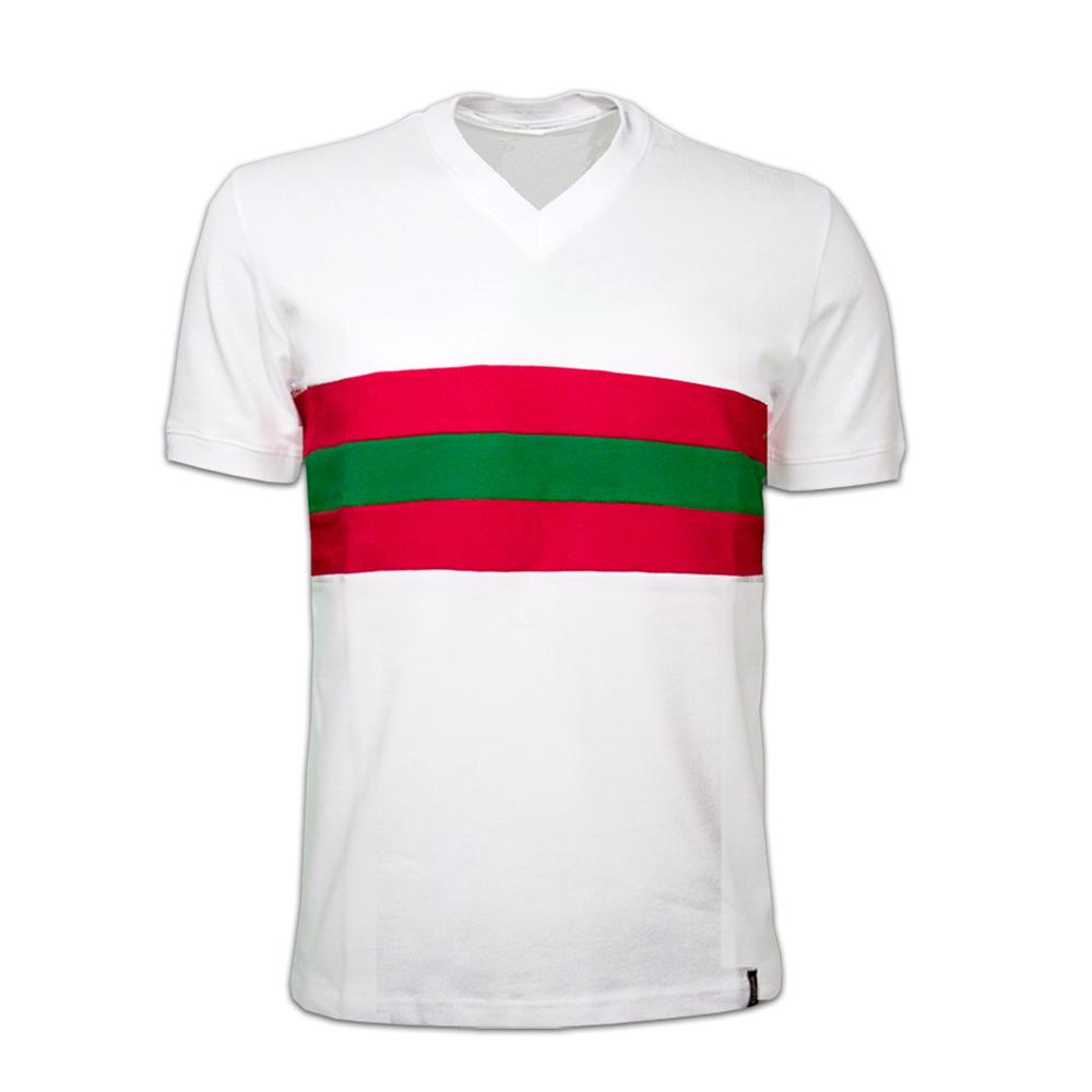 Copa Morocco Away 1970's Short Sleeve Retro Shirt