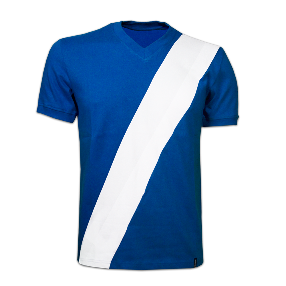 Copa Guatemala 1978 Short Sleeve Retro Shirt