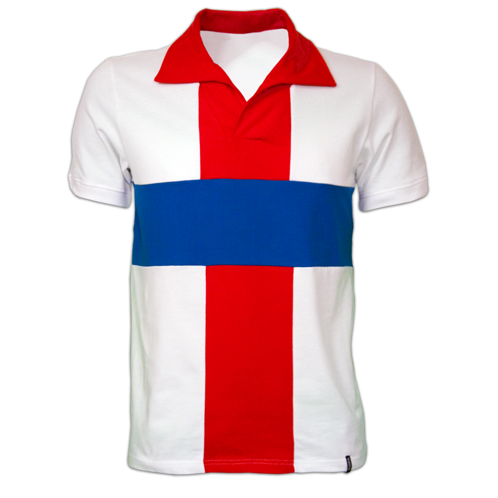 Copa Netherlands Antilles 1960's Short Sleeve Retro Shirt