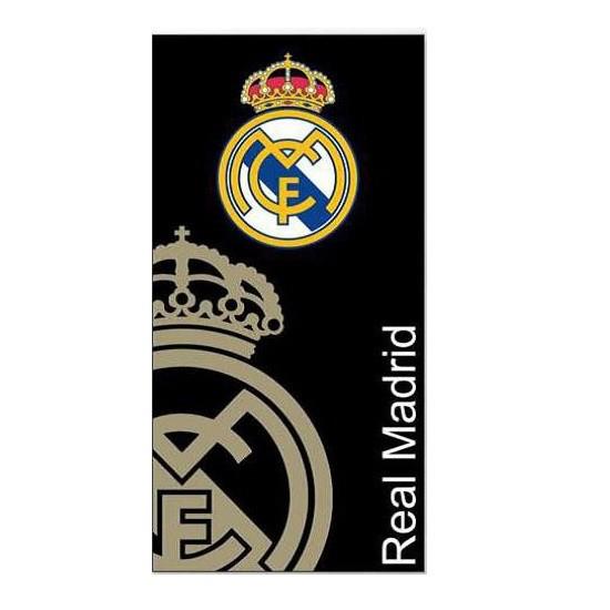 Real Madrid håndklæde - guld