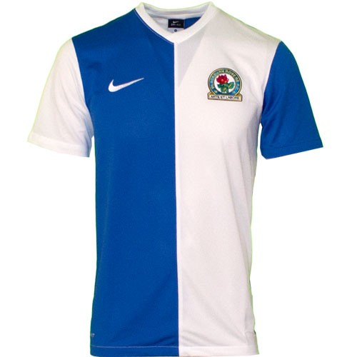 Blackburn home jersey stadium 2013/14