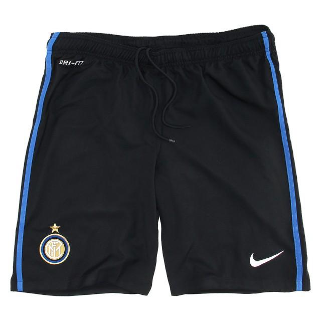 Inter home shorts 2014/15