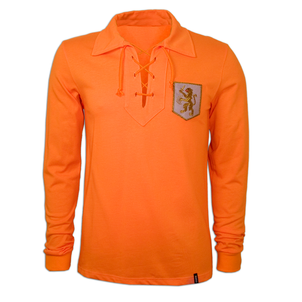 Copa Holland 1950's Long Sleeve Retro Shirt