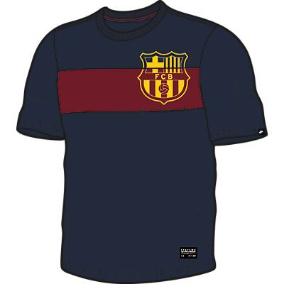 FC Barcelona covert top pocket tee