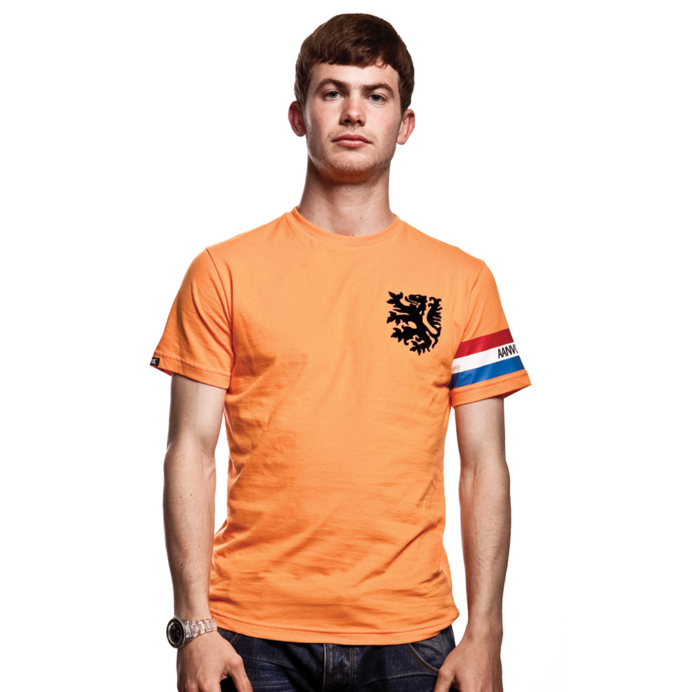 Copa Dutch Captain T-Shirt // Orange
