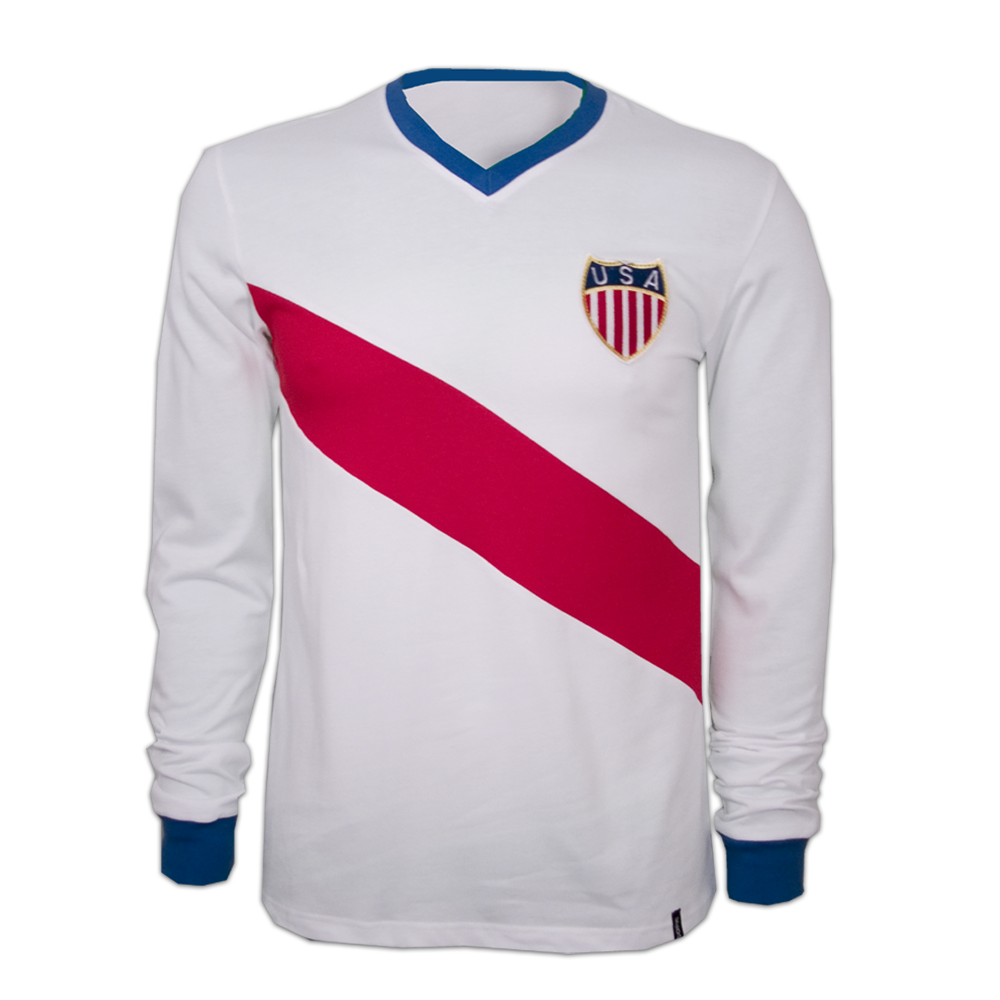 Copa Usa  Wc 1950 Long Sleeve Retro Shirt