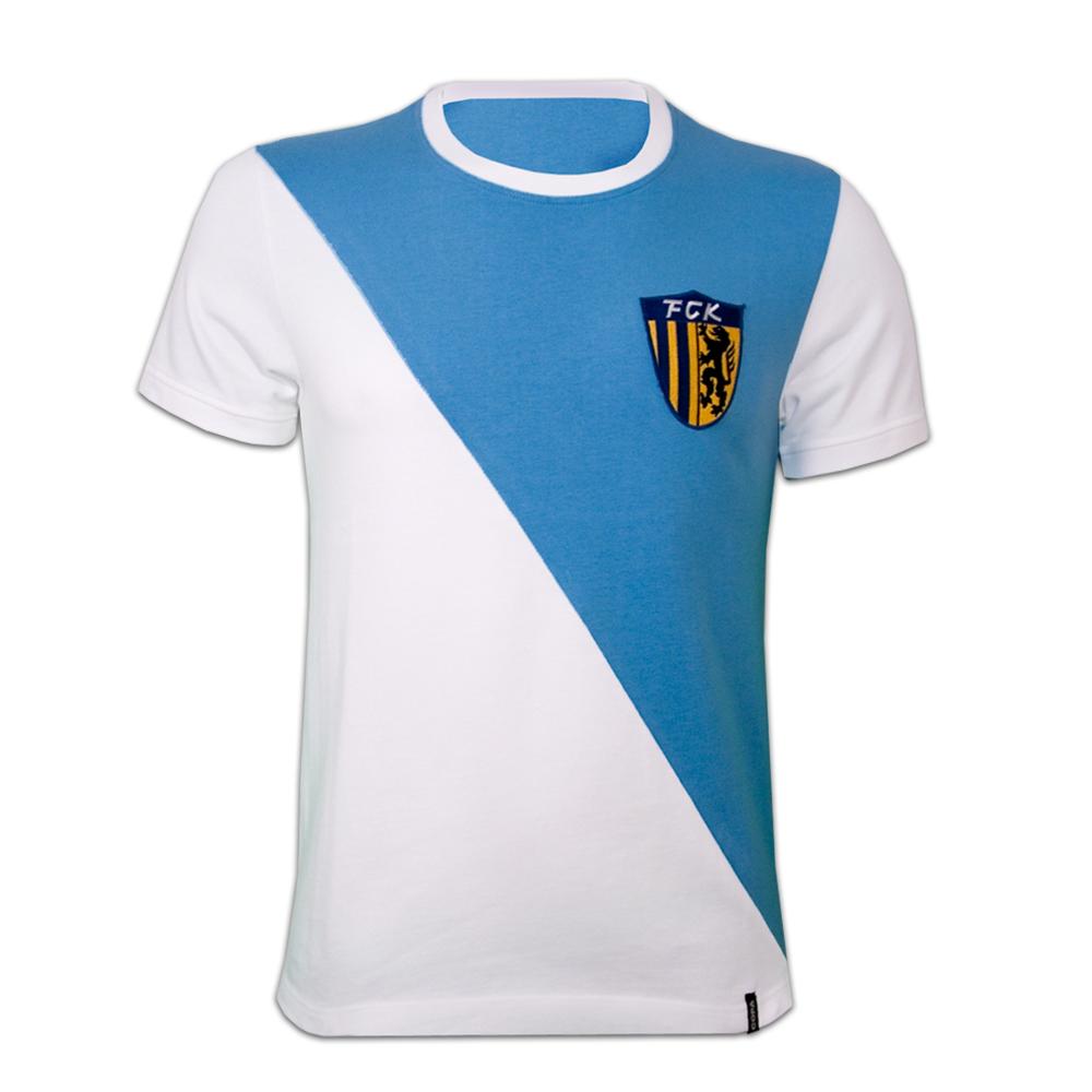 FC Karl Marx Stadt 1976/77 retro trøje