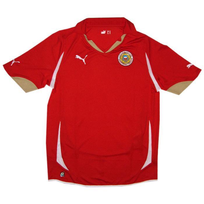 Bahrain home jersey 2010/12