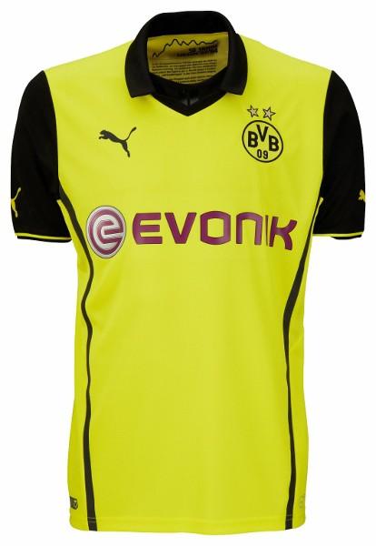 Dortmund UCL home jersey 2013/14
