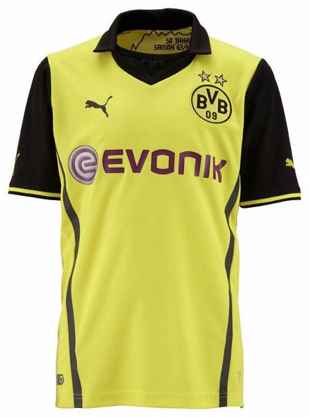 Dortmund CL hjemmetrøje 2013/14 - Børn