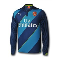 Arsenal Cup jersey Long Sleeve 2014/15 - youth