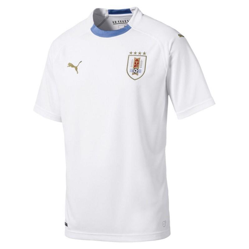 Uruguay home jersey 2018