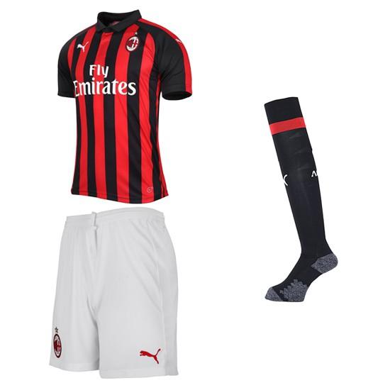 AC Milan home kit 2018/19 - adult