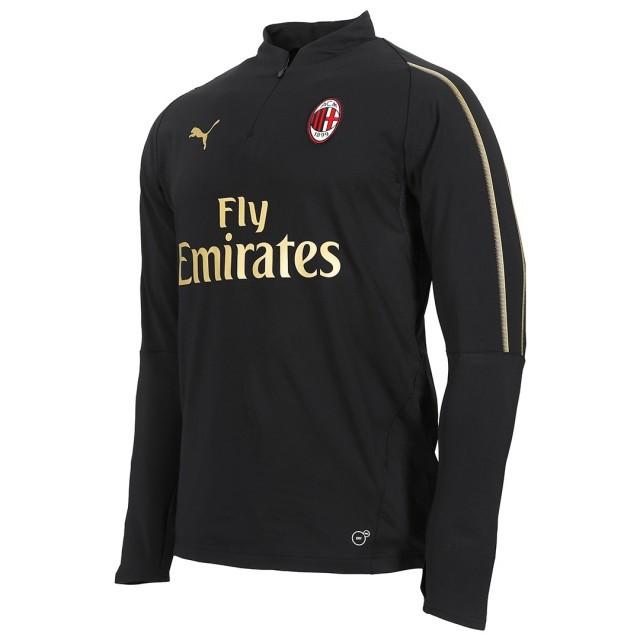 AC Milan 1/4 zip top 2018/19