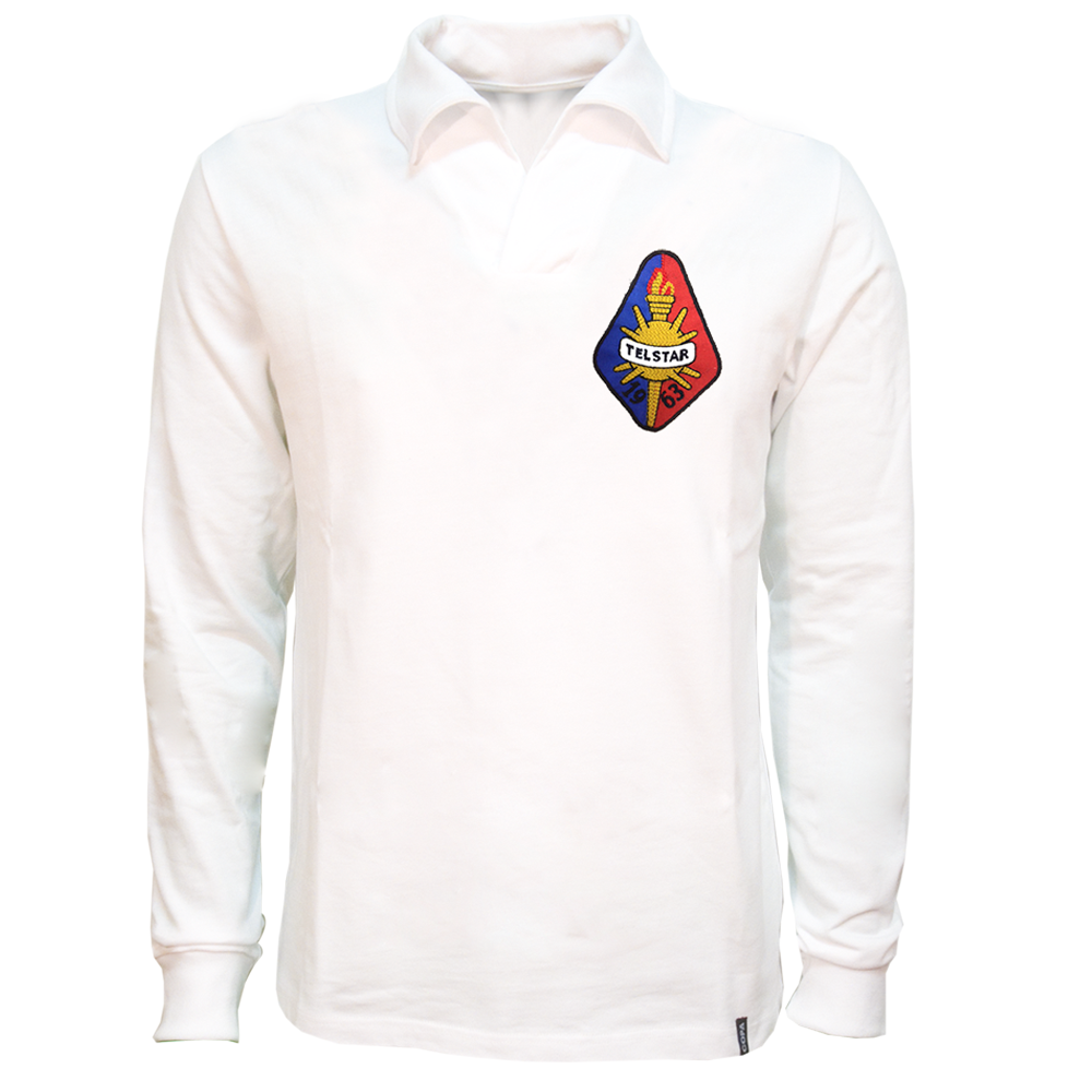 Copa Telstar 1960erne langærmet retro trøje