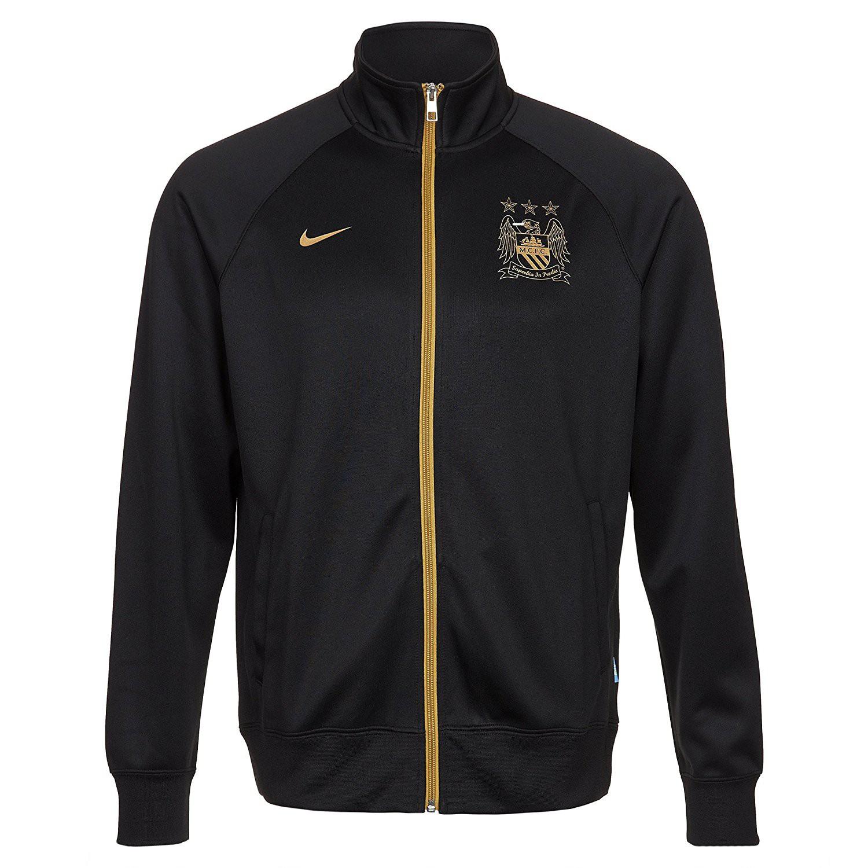 Manchester City trænerjakke 2013/14