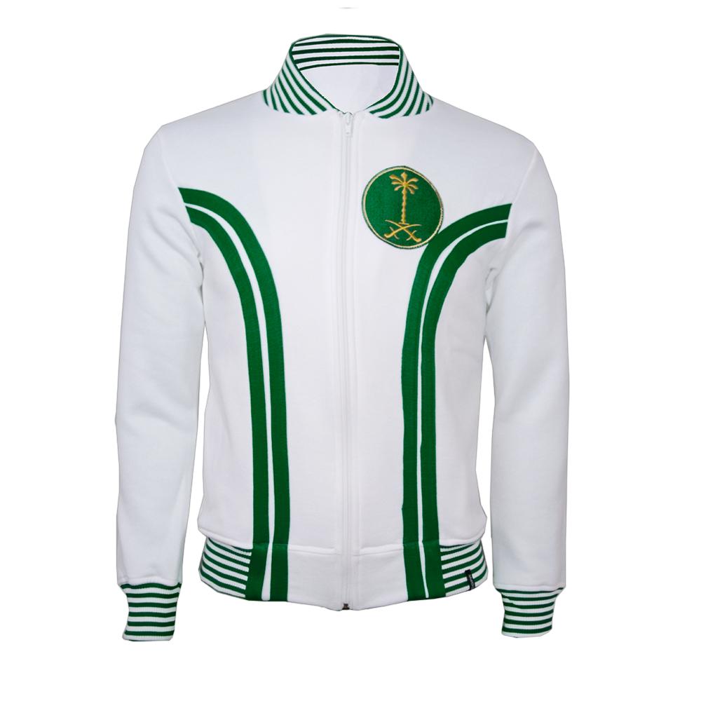 Copa Saudi Arabien 1985 retro jakke